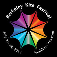 Berkeley Kite Festival logo