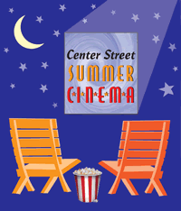 Center Street Summer Cinema downtown Berkeley
