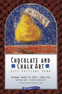 Chocolate & Chalk Art Festival
